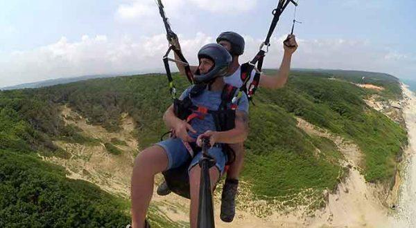 Ormanlı Yamaç Paraşütü Çatalca