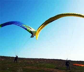 Karaburun Yamaç Paraşütü Arnavutköy | Flymarmara Yamaç Paraşütü