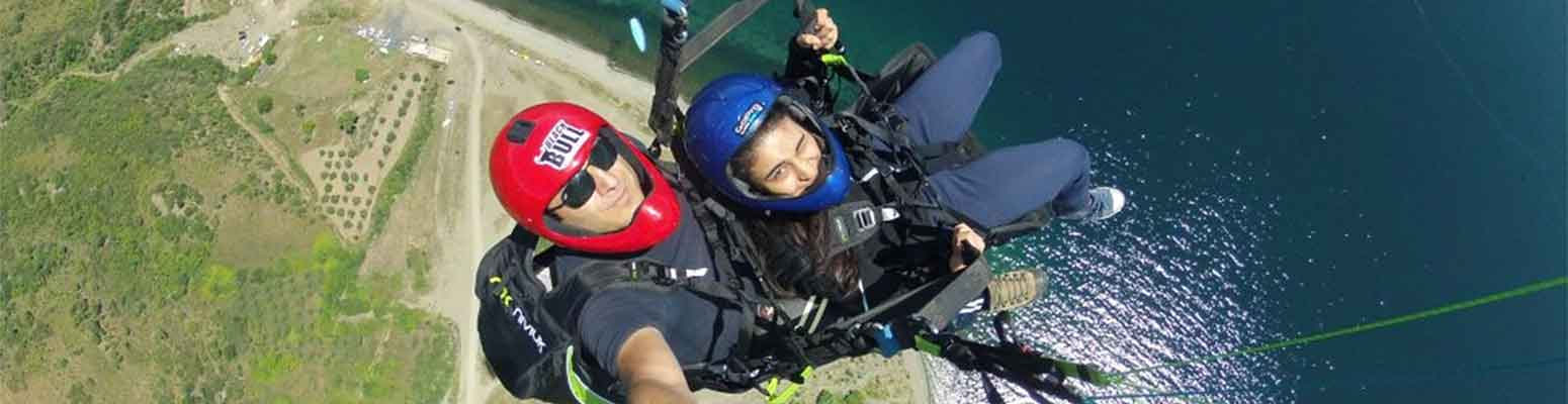Ormanlı Yamaç Paraşütü Çatalca | Flymarmara Yamaç Paraşütü
