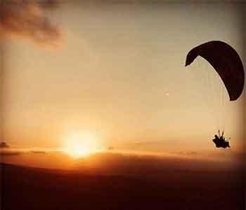 Serdiman Yamaç Paraşütü