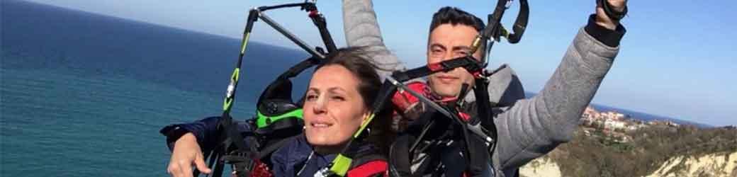 Yamaç paraşütüyle nasıl uçarım?
