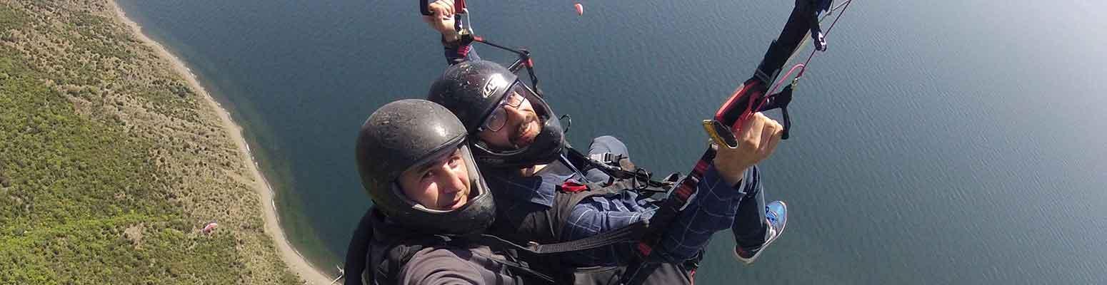 Uçmakdere Yamaç Paraşütü Tekirdağ | Flymarmara Yamaç Paraşütü