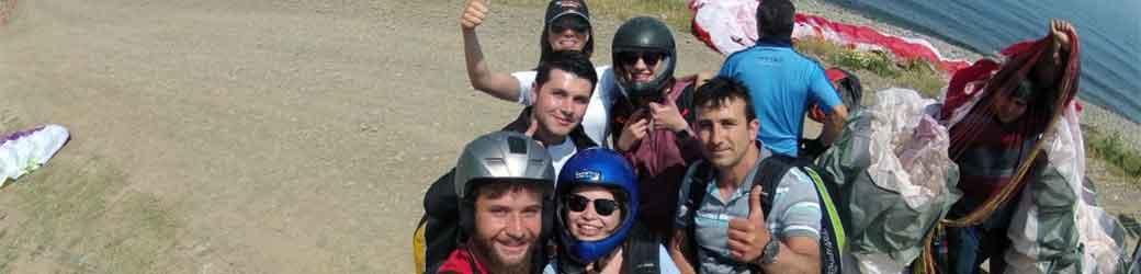 Yamaç paraşütü eğitimi hakkında